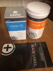 THRIVE Le-Vel (Months Supply)