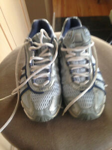 Running shoes $5