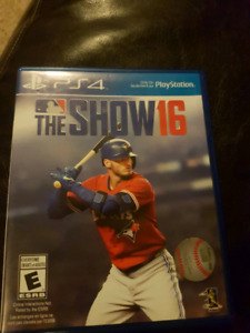 MLB 16 for PS4