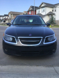 2007 Saab 9-5 Aero Sport Combi Wagon Mint Condition Low Kms