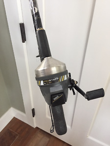Like New Fishing Rod and Reel