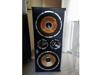 Vibe Black Box 1400 Watt Subwoofer, barely used!!!