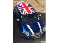 Mini Cooper S - 1.6 supercharged