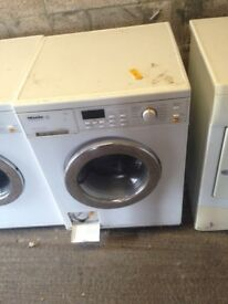 Miele washer drier