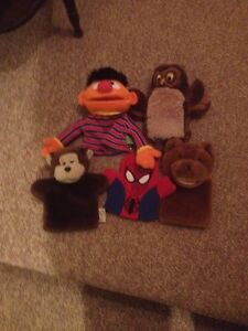 HAND PUPPETS/TOYS/DAYCARE London Ontario image 1