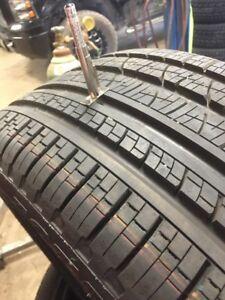265/40R21 NEW Pirelli Scorpion Verde All Season Tires, set of 4