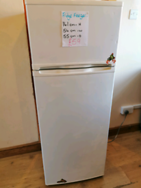 🍇20/80❤️ fridge freezer 🍋free local delivery🍓
