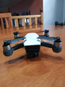 Dji spark, with remote and extras!