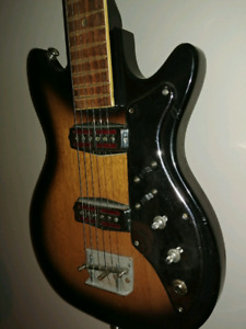 Vintage electric guitar for trade/sale