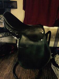 17 inch corbette saddle