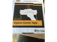 British Gypsum - Gyproc Corner Tape - 30 Metres