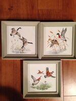 Group of vintage prints