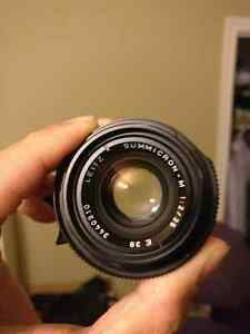 Sell/trading my Leica Summicron 35 F2 version 4