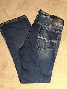 Men's Guess Jeans (Vincent - Reg. Straight) size 34