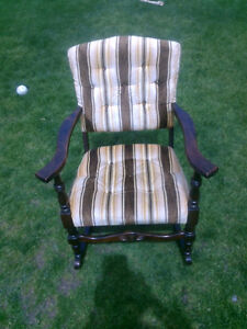 "2""chairs left either one for 10.00"