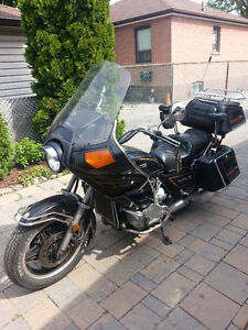 1982 Goldwing GL 1100 For Sale