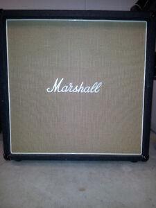 Marshall 4x10 cab 1970's rare