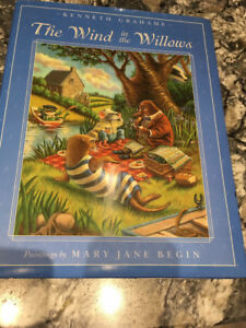 Grimm's Fairy Tales, and Wind in the Willows, Merville