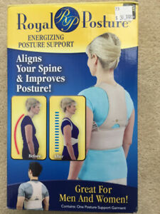 Posture support - new, never used, for $10.