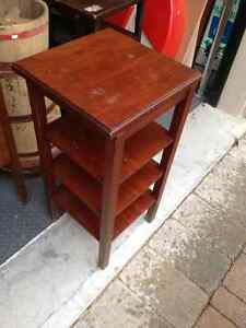1 CPR CANADIAN PACIFIC RAILWAYS SMALL TABLE - PARKER PICKERS -