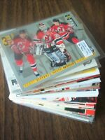 NrMT LOT 120 CARDS NEW JERSEY DEVILS SURPRISE PACK STANLEY CUP City of Montréal Greater Montréal Preview