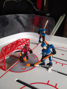 Powerplay Table Top 2 Rod Hockey Game, used for sale  Ottawa