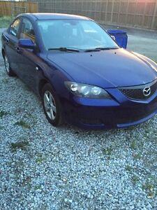 2005 Mazda 3 sedan