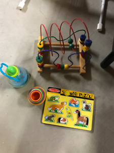 Toy Bead Maze, puzzle and more
