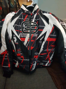 Woman's EXR racing snowmobile coat