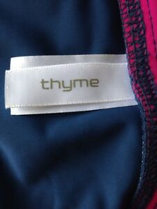 Thyme maternity bathing suit size small Peterborough Peterborough Area image 2