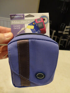 NEW Smooth Trip Mini Pack Compact carry All Violet Travel Pack