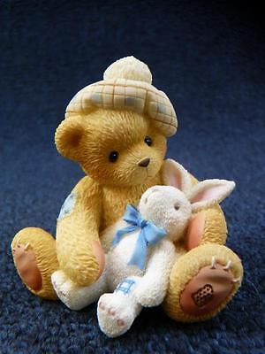 Enesco Cherished Teddies Junior Everyone Is A Bear's Best Friend (h2257)
