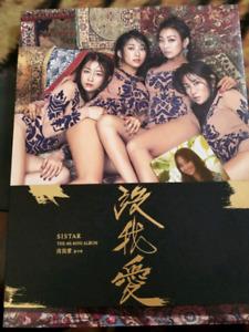 KPop Sistar Album