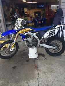 2010 Yz250f priced to sell