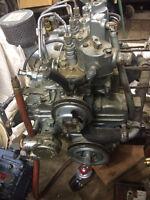 Universal Diesel Marine engine M25XP