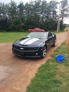 2010 Chevrolet Camaro SS2 Coupe (2 door) TRADE for Road Glide