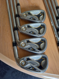 Taylormade R7 Draw irons. £150