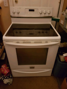 Stove in working condition
