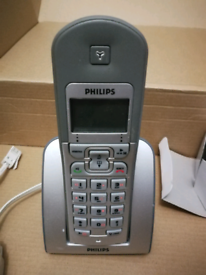 Philips Hand phone CD135 Cordless Handset New.