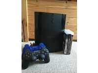 PS3 Super Slim 500gb + Games £80 o.n.o