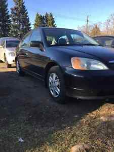 2003 Honda Civic Sedan.   $1600