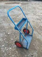 Large assortment of torch carts