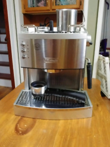 Espresso Machine with Frother