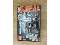Lego technic logging truck with power functions 9397