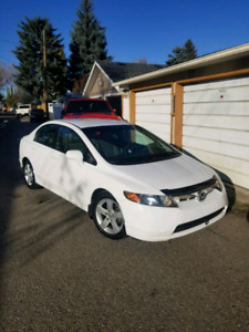 2007 Honda Civic LX With BRAND NEW WINTER TIRES !!!
