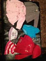 3-6 months clothing lot