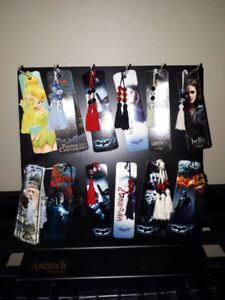 New, discontinued bookmarks - $6 each
