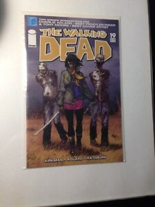Walking Dead #19 first print NM condition - first michonne