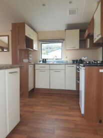 CHEAP STATIC CARAVAN FOR SALE 3 BED IN NORTH WALES SITE FEES FROM £1995