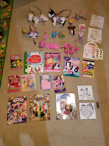 Girls toy lot